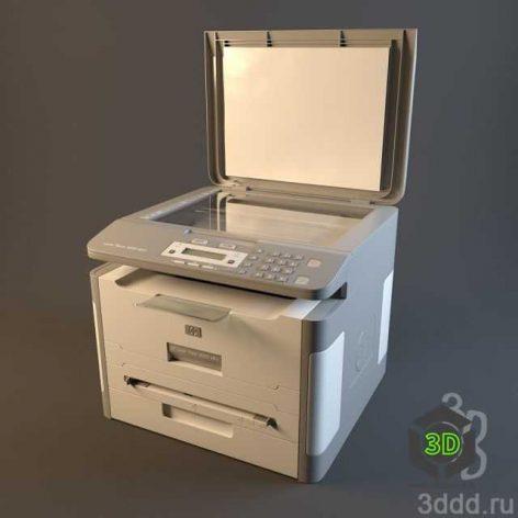 DP Laser Flash 9000 MFU_Printer(3ddanlod.ir)