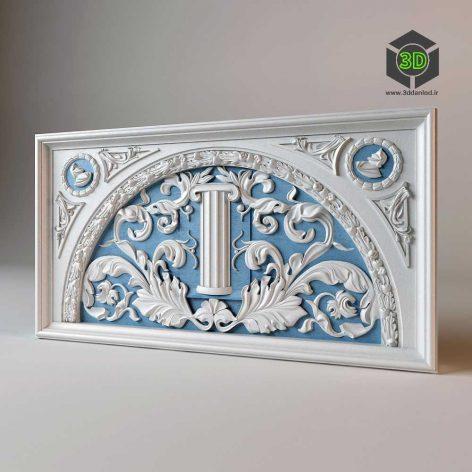 Decorative Panels_002 (3ddanlod.ir) 061