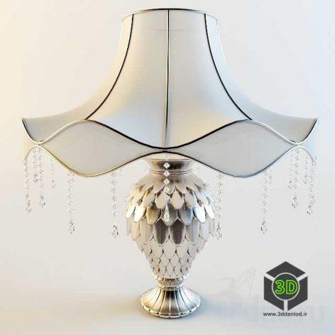 Desk_Lamp_Classic_FR576(3ddanlod.ir)