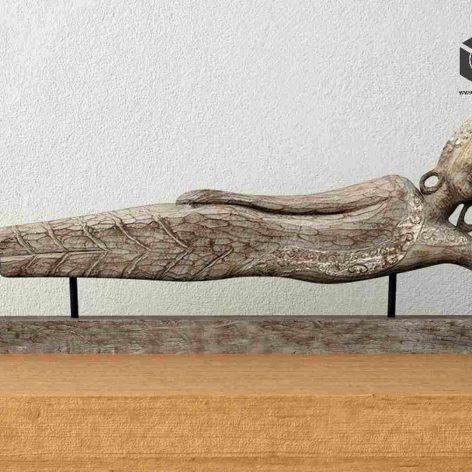 Floating Buddha Figurine(3ddanlod.ir) 135