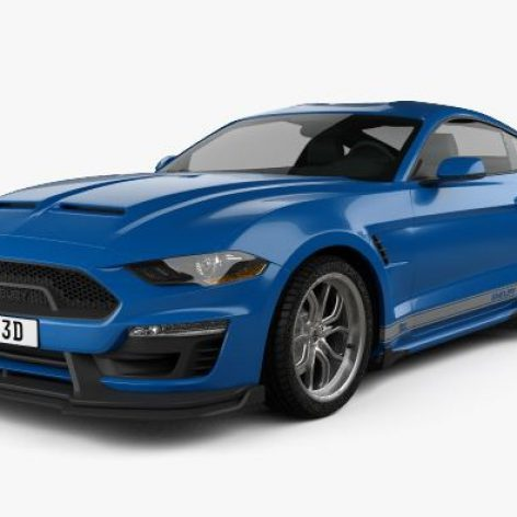 Ford Mustang Shelby Super Snake coupe 2018 1(3ddanlod.ir)