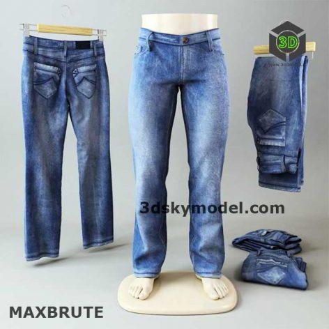 Jeans(3ddanlod.ir) 017