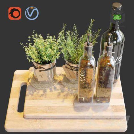 Kitchen Set 0001(3ddanlod.ir) 140