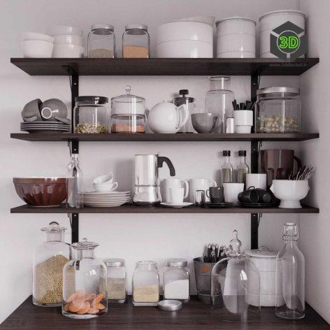 Kitchen Set 01(3ddanlod.ir) 262