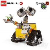 LEGO Wall E N21303(3ddanlod.ir) 081