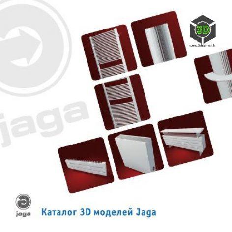 Radiators model 050 (3ddanlod.ir)