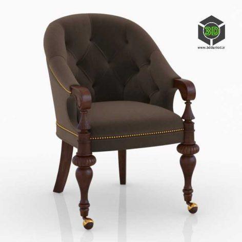 classic chair 145 (3ddanlod.ir)