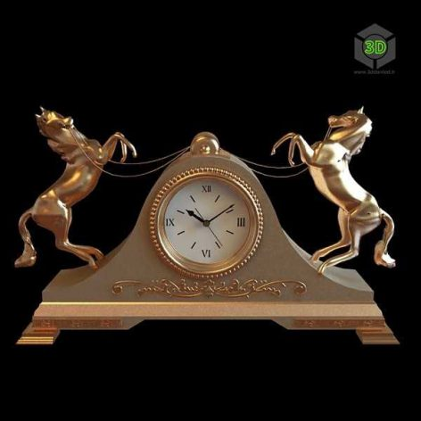 clock model 015 (3ddanlod.ir)