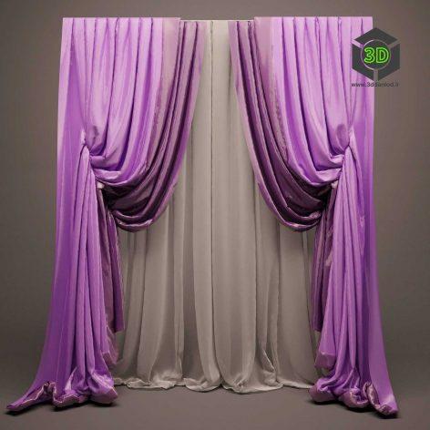 curtain pak 051 (3ddanlod.ir)