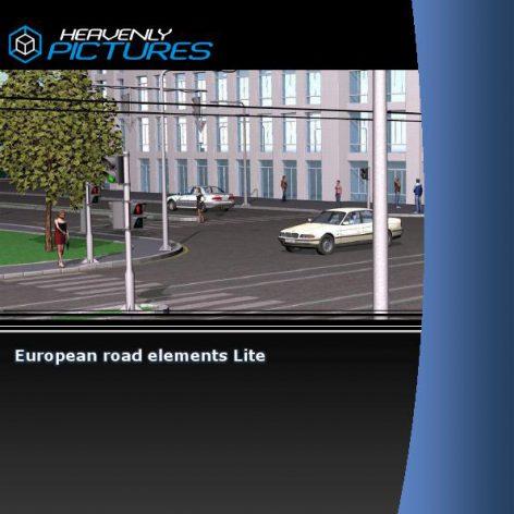 european road (3ddanlod.ir) 001