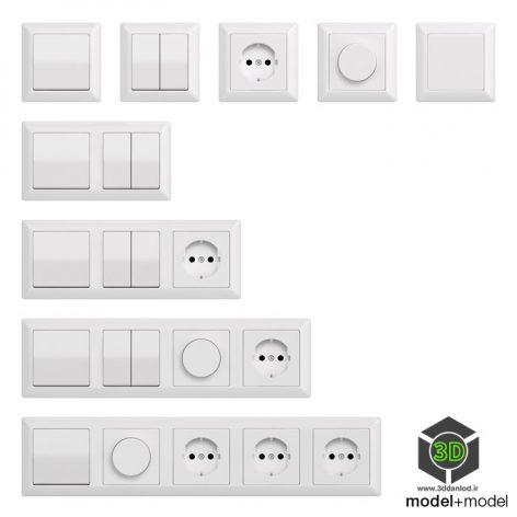 electrics switches (3ddanlod.ir)
