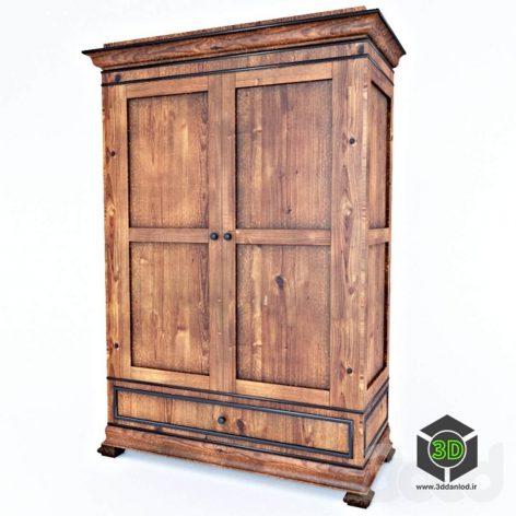 Шкаф Loftcase(3ddanlod.ir)