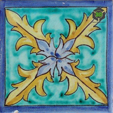 Ancient Tiles 002 (3ddanlod.ir)