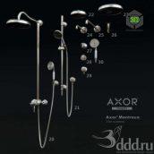Axor Montreux_3_faucet(3ddanlod.ir)