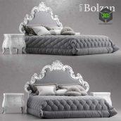 Bed Bolzan Letti FLORENCE CHIC(3ddanlod.ir) 244