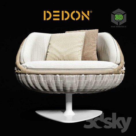 Dedon Swingrest(3ddanlod.ir) 110