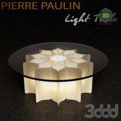 ELYSEE LIGHT TABLE BY PIERRE PAULIN(3ddanlod.ir)