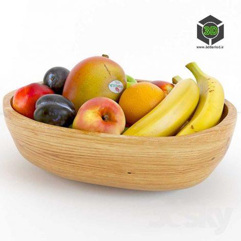Ethnic Fruit Bowl(3ddanlod.ir) 127