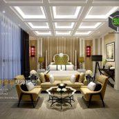 European Bedroom Style Interior130(3ddanlod.ir)