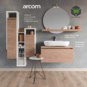 Furniture Washbasin SOUL COMPOSITION 01 Bathroom Accessories(3ddanlod.ir) 157
