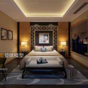 Fusion Bedroom Style Interior185(3ddanlod.ir)