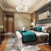 Fusion Bedroom Style Interior188(3ddanlod.ir)