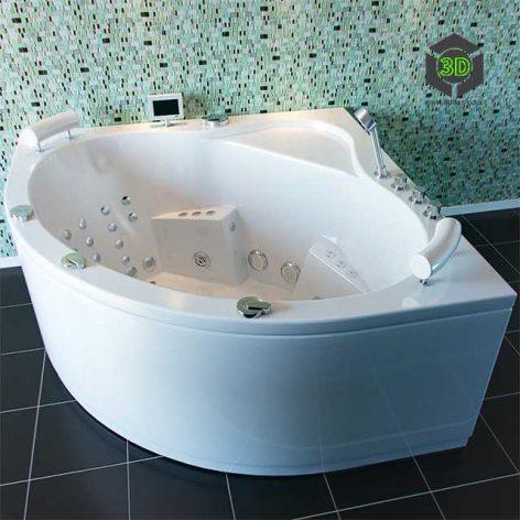 Hot Tub HW-002(3ddanlod.ir) 115