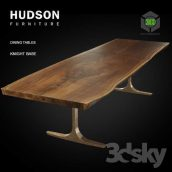 Hudson Furniture KNIGHT BASE3ddanlod.ir 062 172x172 - دانلود مدل سه بعدی میز ناهارخوری پست مدرن 105