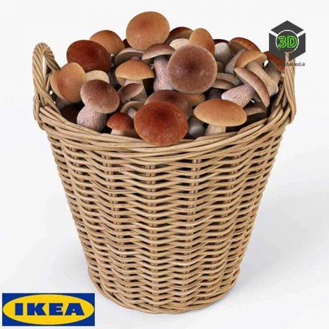 IKEA Shopping NIPPRIG with Mushrooms(3ddanlod.ir) 002