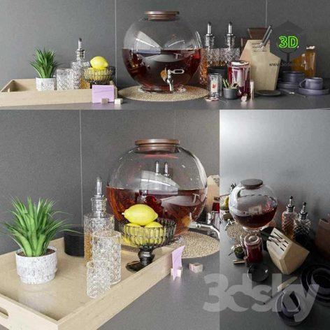 Kitchen Accessories 2(3ddanlod.ir) 212