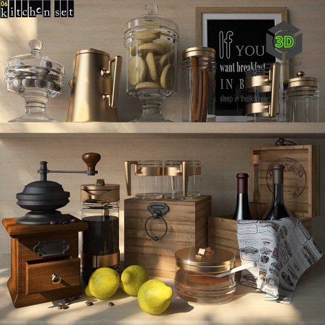Kitchen Set 06(3ddanlod.ir) 221
