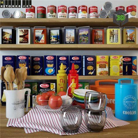 Kitchen Set 14(3ddanlod.ir) 183
