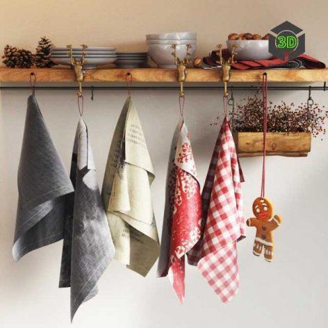Kitchen Shelf(3ddanlod.ir) 101