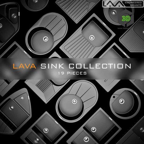 Lava Sink Collection(3ddanlod.ir) 266