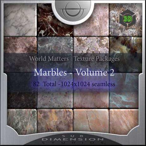Marbles v2 cover image (3ddanlod.ir)