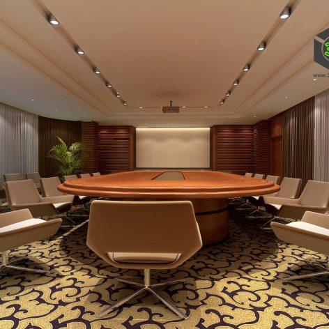 Meeting Room_8 (3ddanlod.ir)