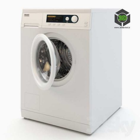 Miele Little Giant PW 6065 Washing Machine(3ddanlod.ir) 053
