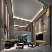 Modern Livingroom Fusion Style 299(3ddanlod.ir)
