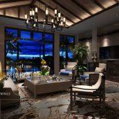 Modern Livingroom Fusion Style 324(3ddanlod.ir)