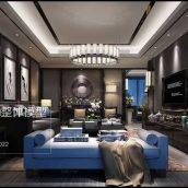 Modern Livingroom Fusion Style 326(3ddanlod.ir)