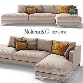 Molteni & C Reversi Sofa 4(3ddanlod.ir) 112