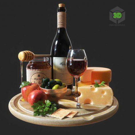 More Wine(3ddanlod.ir) 255