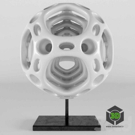 Nested Dodecahedron(3ddanlod.ir)