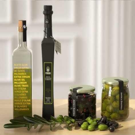 Olive and Oil Set(3ddanlod.ir) 087