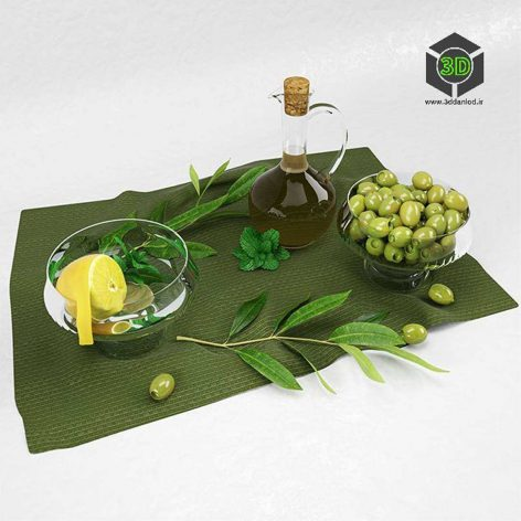 Olives(3ddanlod.ir) 241