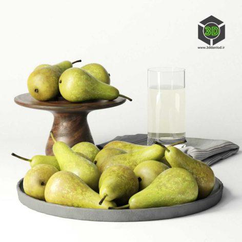 Pears(3ddanlod.ir) 248
