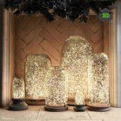 RH French Glass Cloche and Starry String Lights(3ddanlod.ir) 218