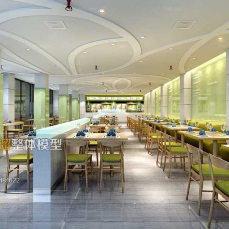 Resteraunt House Cafe Interior 004(3ddanlod.ir)
