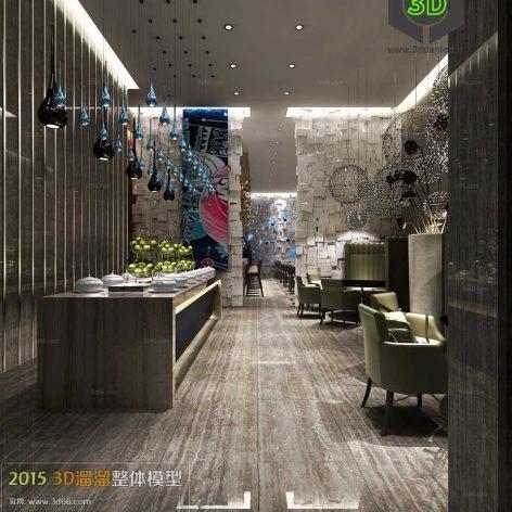 Resteraunt House Cafe Interior 067(3ddanlod.ir)