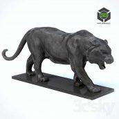 Sculpture Tiger(3ddanlod.ir) 043
